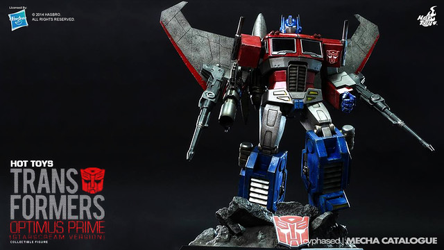 Hot Toys G1 Optimus Prime (Starscream Ver.) Revealed
