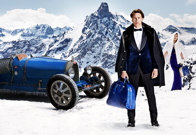 Bugatti brings apparel line to Alps to show lifestyle ambitions