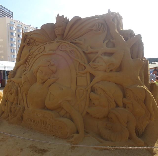 Sculpures sur sable Disney - News Touquet p.1 ! 14770282840_e6551ccf88_z