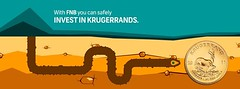 Invest in Krugerrands with FNB