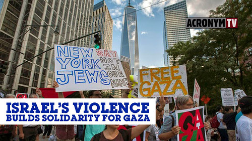 NY Jewish Solidarity for Gaza