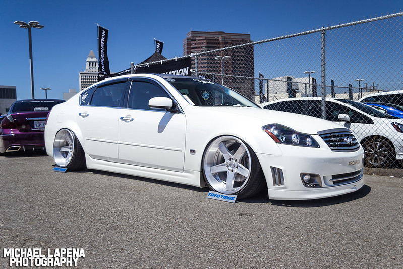 StanceNation Nisei Showff