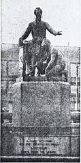 """Image from page 120 of """"Statues of Abraham Lincoln"""" (1915)"""