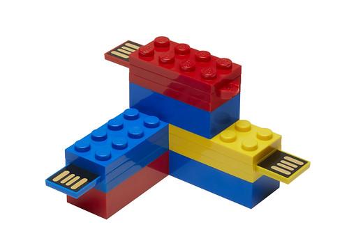 PNY LEGO USB Drive
