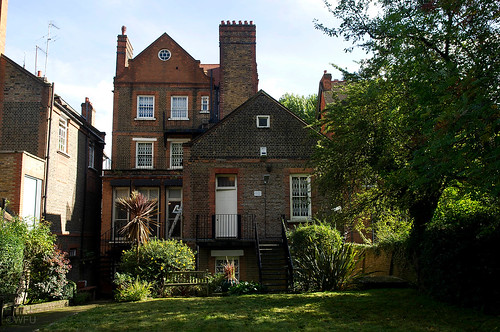 The Worrell House in London, England