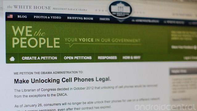 US Government to Decriminalize Unlocking of Smartphones