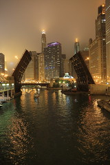 Chicago State Street Bridge