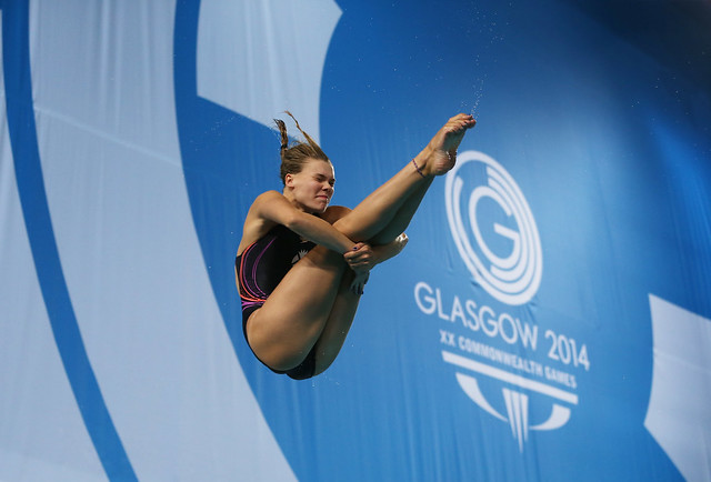 2014 Commonwealth Games - Day 9