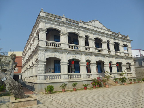 Taiwan-Kinmen Sud-est-Chen Jin-Lan House (1)