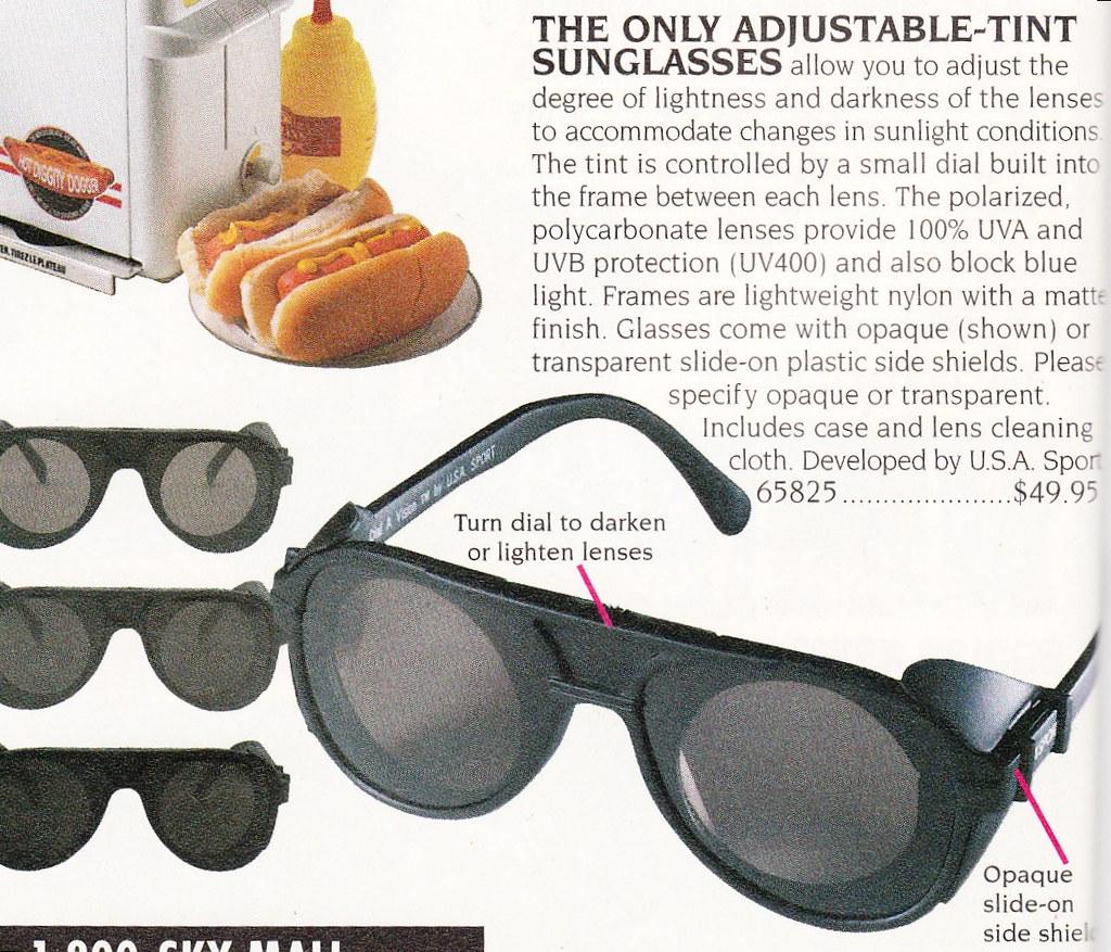 Auto Tint Sunglasses
