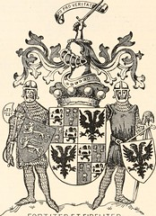 """Image from page 293 of """"Armorial families : a directory of gentlemen of coat-armour"""" (1905)"""