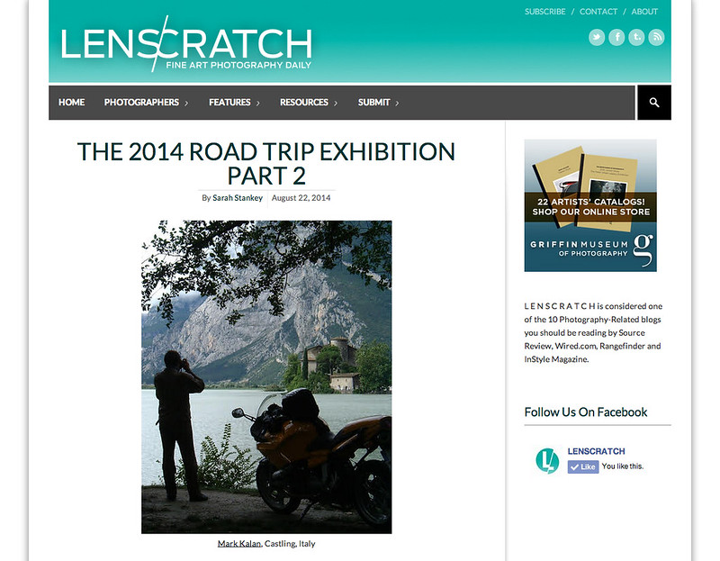 LENSCRATCH's 2014 Road Trip Exhibition