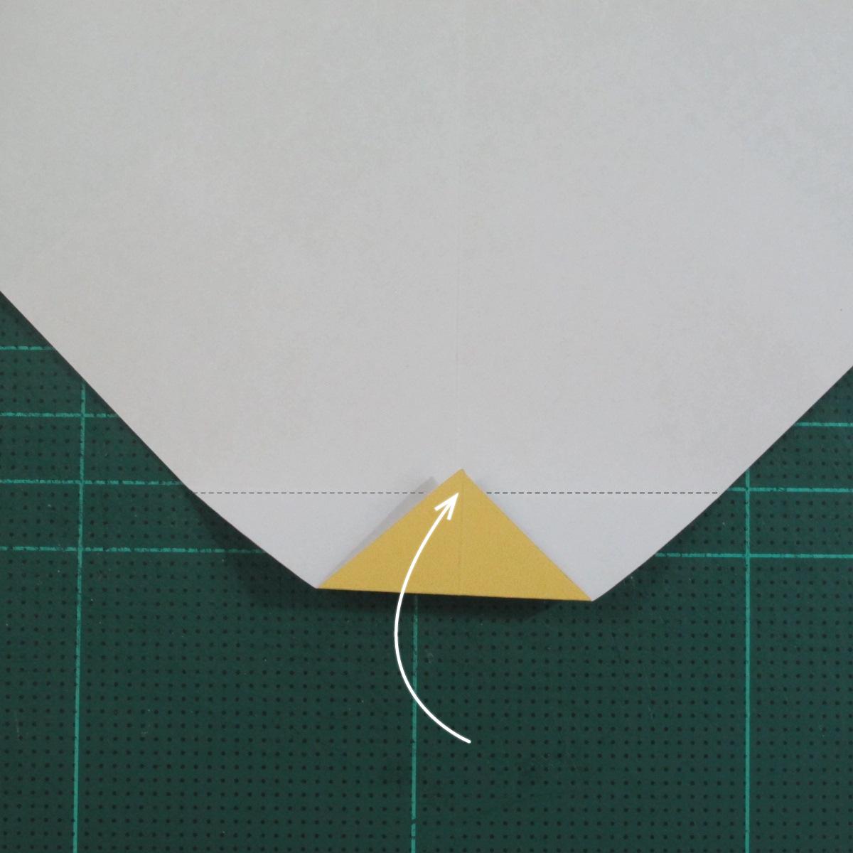วิธีพับกระดาษเป็นรูปนกแก้ว (Origami Parrot) 004