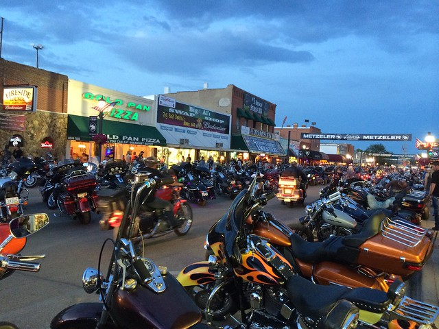 Sturgis for Sturgis, Who Knew?! August 1-5, 2014.