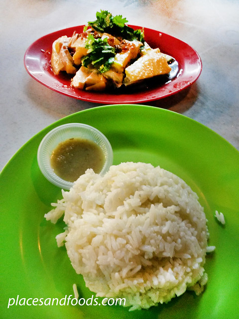 chan sow lin chicken rice