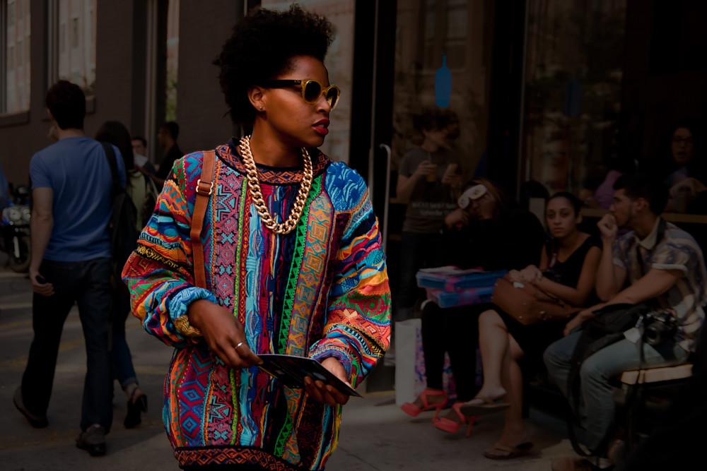 The Funkadelic Sweater