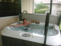 hot tub, jacuzzi, bathtub, plumbing fixture,