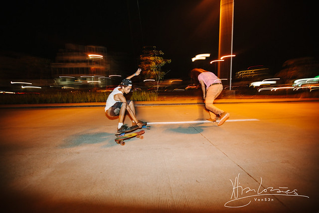 VanS3n-08092014- Bikelane Night Skate, Iloilo City -0020