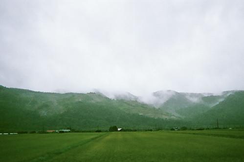 sky 北海道 日本 aug today 2014 富良野市