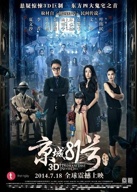 Phim Nhà Số 81 Kinh Thành - The House That Never Dies