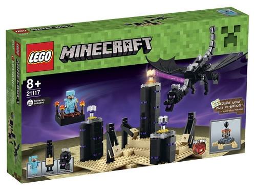 LEGO Minecraft 21117
