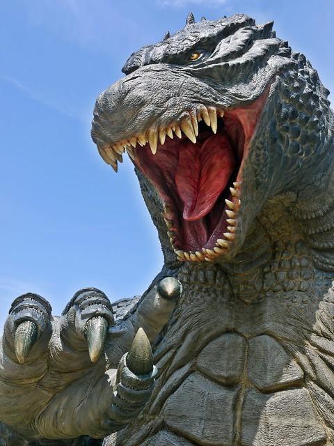 Godzilla Roppongi Midtown