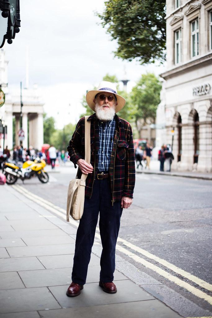 Street Style - Felix, St Martin's Lane