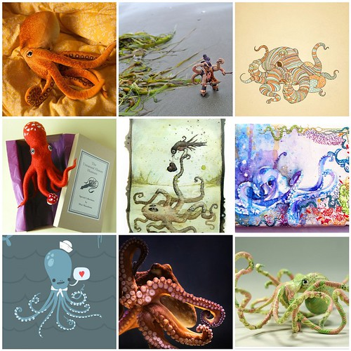 Friday Funspiration: octopus