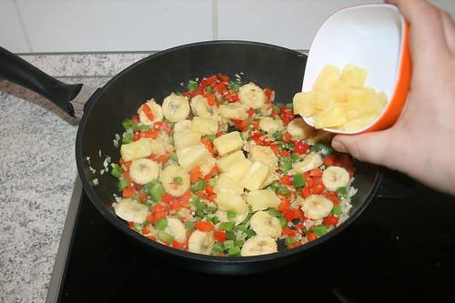 36 - Ananas dazu geben / Add pineapples