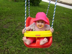 child, infant, outdoor play equipment, play, swing, playground, toddler,