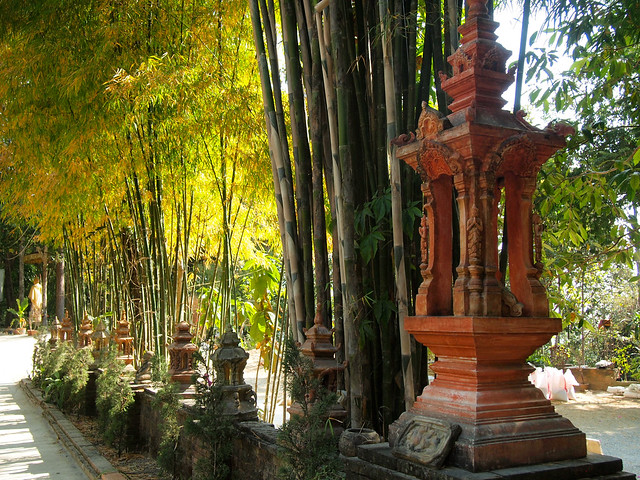 Wat Pha Lat, the hidden jungle temple