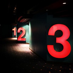 Today's Flickr Post is brought to you by the numbers 1, 2 & 3.