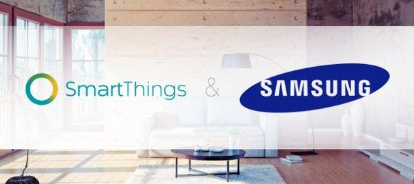 Samsung покупает SmartThings