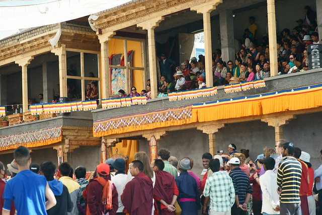 Festival at Takthok Gompa. Ladakh, 06 Aug 2014. 116