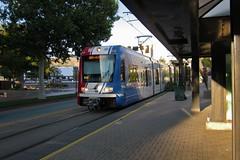 TRAX at Arena Station