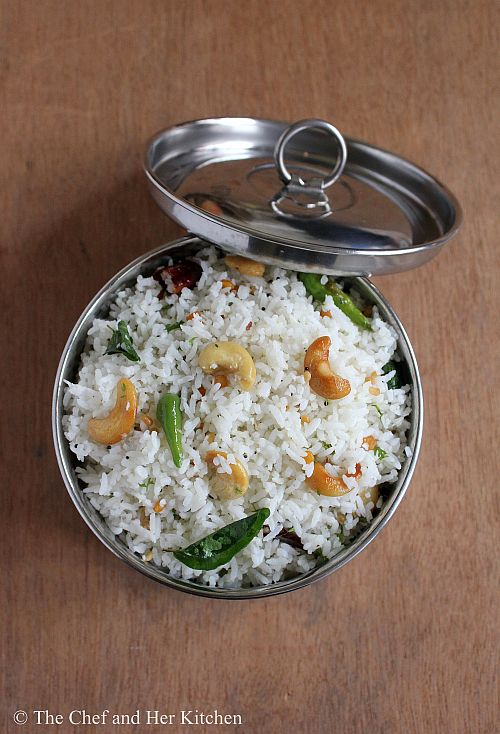 coconut rice
