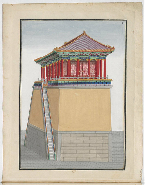 Essai sur l 39 architecture chinoise page for Architecture chinoise