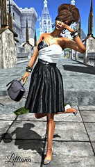 Morphine and Essenz @The Black Fair, New Elephante Poses, The Big Show, Group Gift and Freebies!