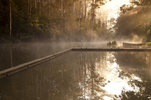 Pemberton Pool amoungst the Karri Forest, Western Australia