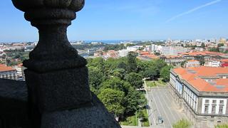 Vistas desde la Torre dos Clérigos