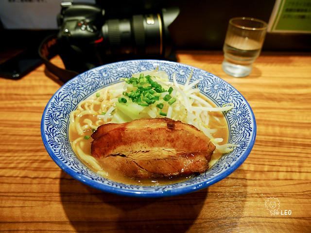 [東京 新小岩]–麵屋一燈~二郎系列作–ラーメン燈郎