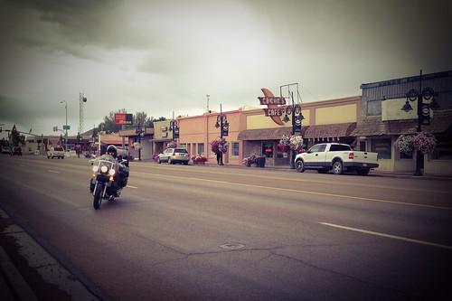 honda utah roadtrip motorcycle magna 191 twoup duchesne motorcycleroadtrip cowans