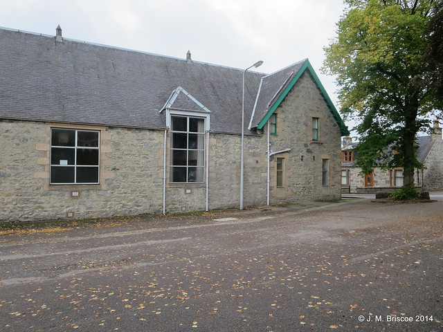 Mortlach Memorial Hall, Albert Place, Dufftown