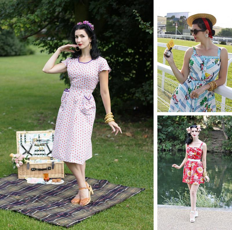 Vintage Style Fashion Images