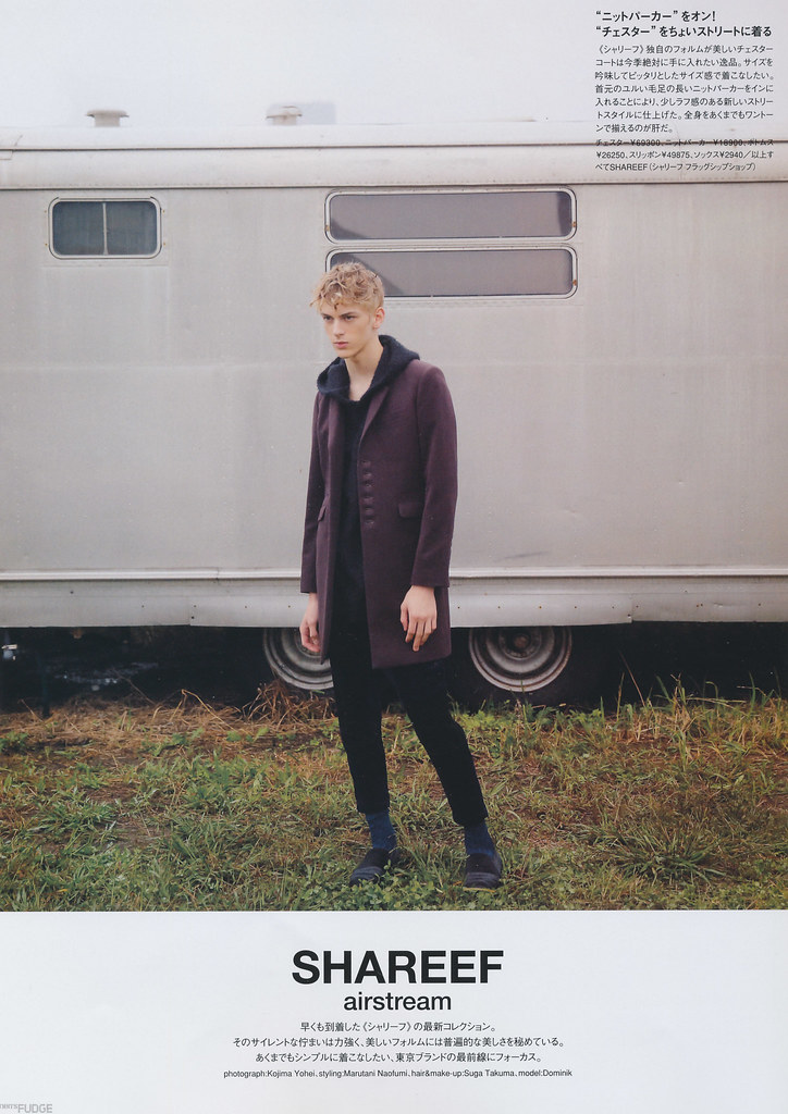 Dominik Sadoch0001(men's FUDGE vol.58 2013_12)