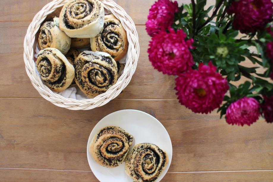 GBBO Olive Bread Swirls