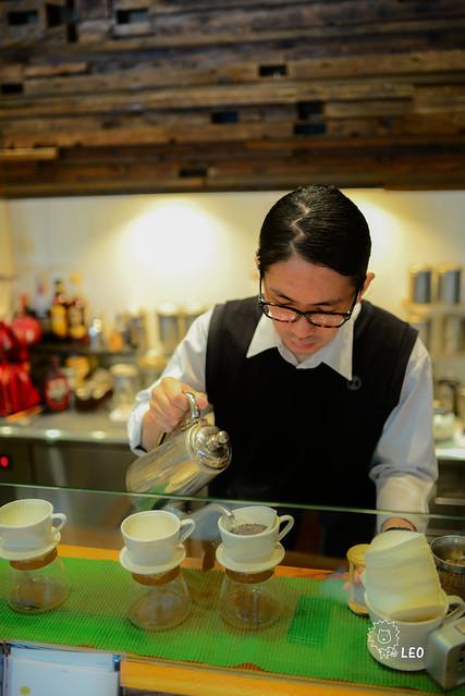 [東京 淺草]–合羽橋道具街走跳–合羽橋珈琲 KAPPABASHI COFFEE