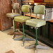 Steel Case Stools