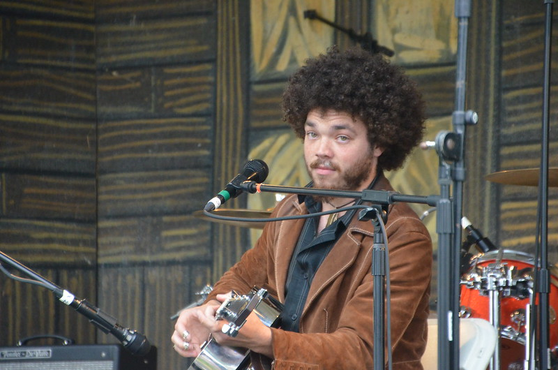 Seen at the Safeway Waterfront Blues Festival, No. 5, July 3, 2014 - Back at the FedEx Crossroads Stage