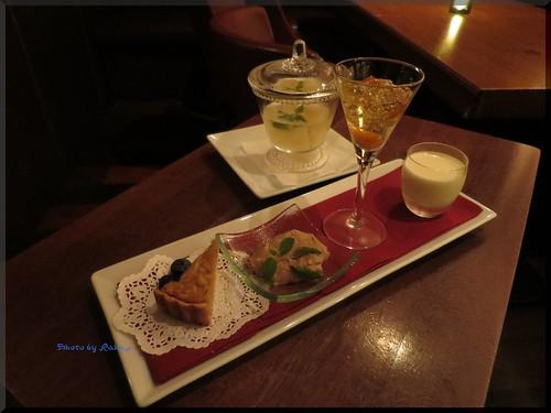 Photo:2014-09-09_T@ka.の食べ飲み歩きメモ(ブログ版)_【銀座】Calcifer's Grill alla Toscana(イタリアン)光り輝く山形牛ランプ肉の炭火焼きを堪能_09 By:logtaka